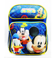 Medium Backpack Disney Mickey Mouse Clubhouse MC26775