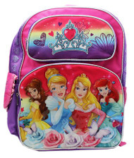 Backpack Disney Princess Vibrant Rainbow 655990