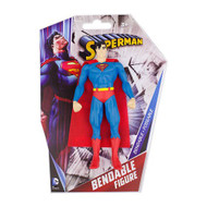 "Action Figures DC Comics Classic Superman 6"" Bendable dc-3951"