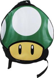 Backpack Nintendo 1Up Green Mushroom