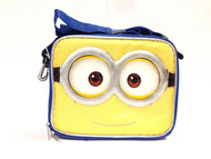 Lunch Bag Despicable Me Minions Face Jerry 3D Eyes 122502