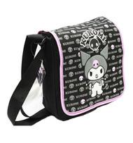 """Kuromi 12"""" Messenger Bag"""
