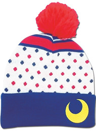 Beanie Cap Sailor Moon Sailor Moon Pom ge32398