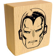 Rubber Stamps Marvel Iron Man Head rs-mvl-0008