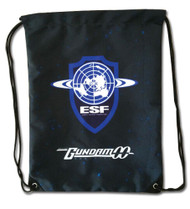 String Backpack Gundam 00 ESF Draw Sling Bag ge82159