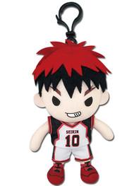 Key Chain Kuroko's Basketball SD Kagami Plush ge37398