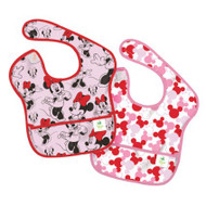 Super Bib 2 Pack Disney Minnie Mouse Icon 6-24M