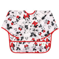 Sleeved Bib Disney Minnie Mouse Classic 6-24M