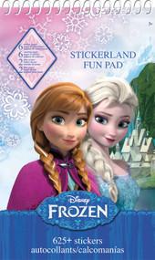Stickerland Activity Pad Disney Frozen 16 pages st9015