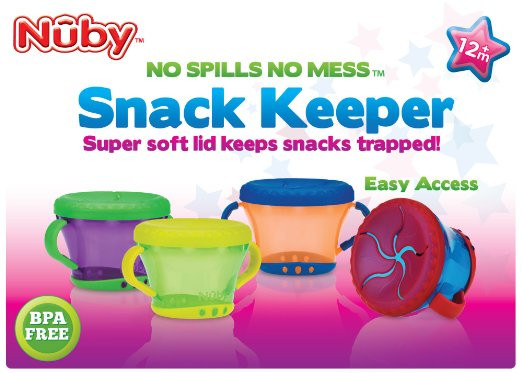 Nuby Snack Keeper Model 5409