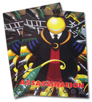 File Folder Assassination Classroom Koro Sensei Targetted (Pack of 5) ge26370