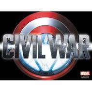 Sticker Captain America Civil War Civil War Logo s-mvl-0076