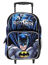 Large Rolling Backpack DC Comics Batman 136394