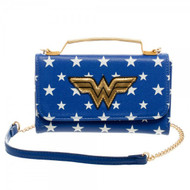 Hand Bag DC Comics Wonder Woman Crossbody Wallet Clutch lb3p6cdco
