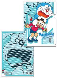 File Folder Doraemon Doraemon & Nobi Mouse Scare ge26258