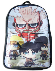 Backpack Attack on Titan SD Characters ge11192
