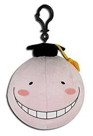 Plush Assassination Classroom Koro Sensei Pink 4'' ge52916