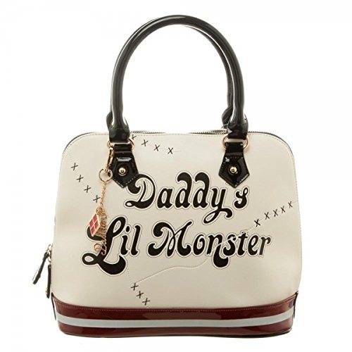 65b194396ed0 Hand Bag Suicide Squad Daddy s Lil Monster Dome Satchel lb47jvssq ...