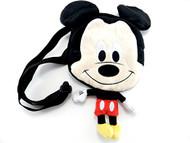 "Plush Messenger Bag Disney Mickey Mouse 10"" 679187"