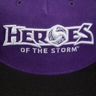 Baseball Cap Heroes of the Storm Strike Team Snapback Hat Logo j6223