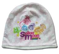 Beanie Sailor Moon Sailor Scouts Rainbow Sublimation Cap Hat ge88099