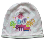 Beanie Sailor Moon Sailor Scouts Rainbow Sublimation Cap Hat ge88099