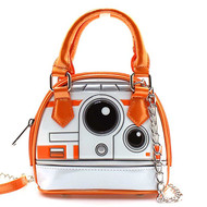 Hand Bag Star Wars BB8 Micro Mini Dome Xbody Purse tfatb0011