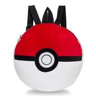 Plush Backpack Pokemon Poke Ball Soft Doll Toys New 853492