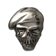Pin Suicide Squad Rick Flag Pewter Lapel  45683
