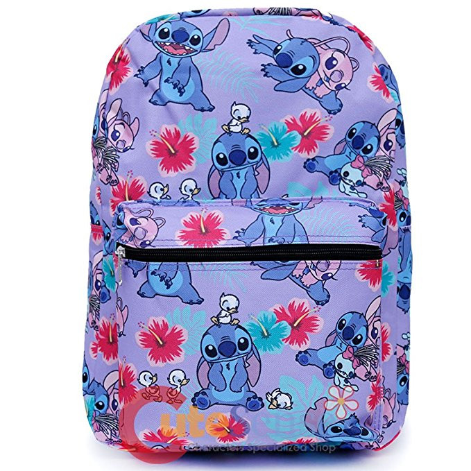 Backpack Disney Lilo and Stitch Purple 100254.  http   store-svx5q.mybigcommerce.com product images web
