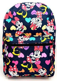 Backpack Disney Minnie Mouse w/Hears 100292