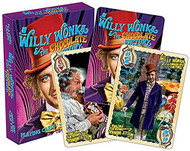Playing Card Willy Wonka Youth Poker Games 52477