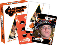 Playing Card A Clockwork Orange Youth Poker Games 52450