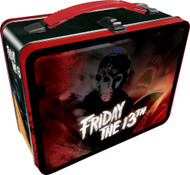 Lunch Box Friday The 13th Gen 2 Metal Tin Case 48149
