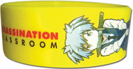 Wristband Assassination Classroom Nagisa Yellow ge54274