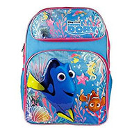 "Backpack Finding Dory Pink/Blue 16"" 689452"