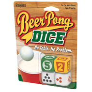 Game Beer Pong Dice Game 880