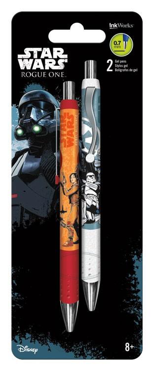 Inkworks IW3572 Shopkins Gel Pen Bookmark Pack