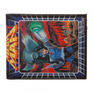 Wallet Mega Man Sublimated Bi-Fold mq4bebmga