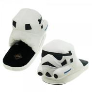 Plush Slippers Star Wars Storm Trooper L hs12nsstw-l