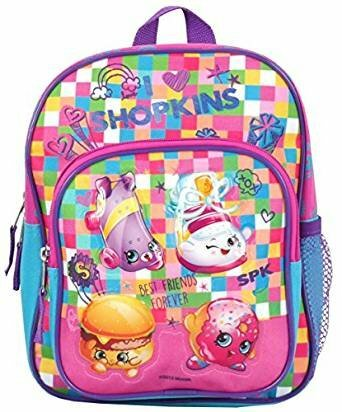 Mini Backpack Shopkins SPK Color Checkers 10