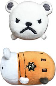 Plush One Piece Bepo Mini 3.5'' Soft Doll Toys ge52979