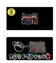Metal Key Chain Suicide Squad Logo 45672
