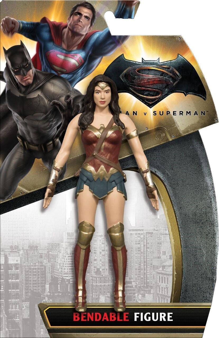 DC Comics Wonder Woman Movie Bendable dc-3978 Action Figures