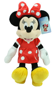 Plush Disney Mickey Mouse Clubhouse Minnie Red 15""
