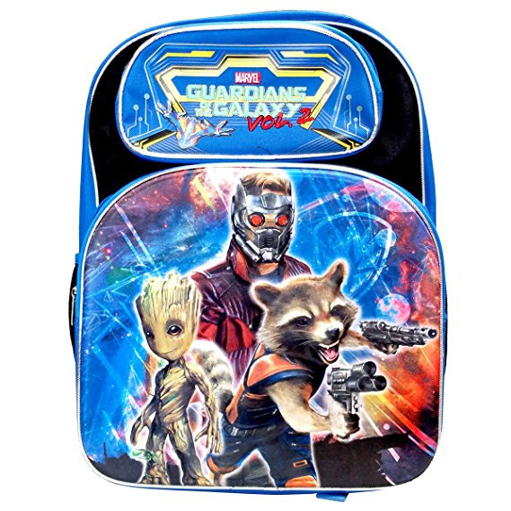 dd971f7af34 Backpack Guardian of the Galaxy Team 3D-Pop-Up 16