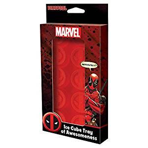 Spider-Man Marvel Poses Ice Cube Tray