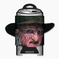 Can Huggers Nightmare On Elm St. Freddy Hat Diecut Can Cooler8138