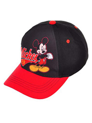 Baseball Cap Disney Mickey Mouse #28 Kids/Boys Youth Size MMS62922ST