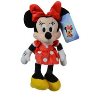 """Plush Disney Mickey Mouse Clubhouse Minnie Red 11"""""""